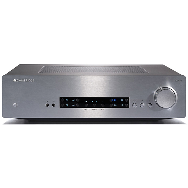 Cambridge Audio CXA 80 Silver — 1