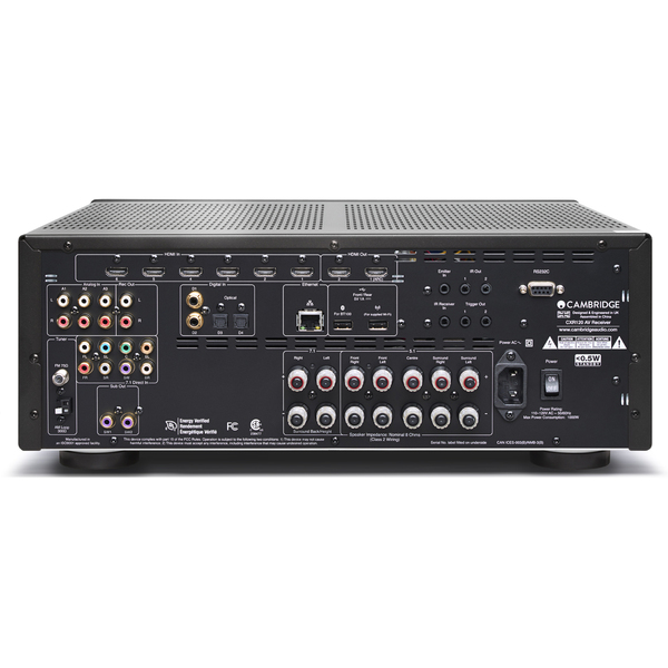 Cambridge Audio CXR 120 Black — 2