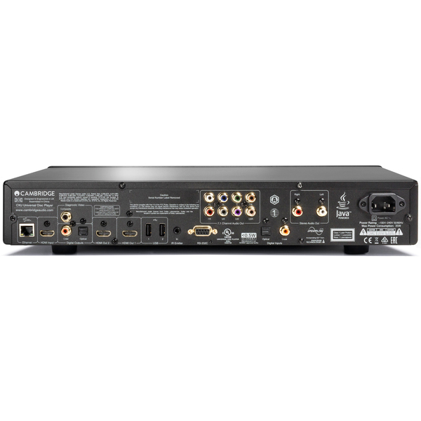 Cambridge Audio CXU Black — 2