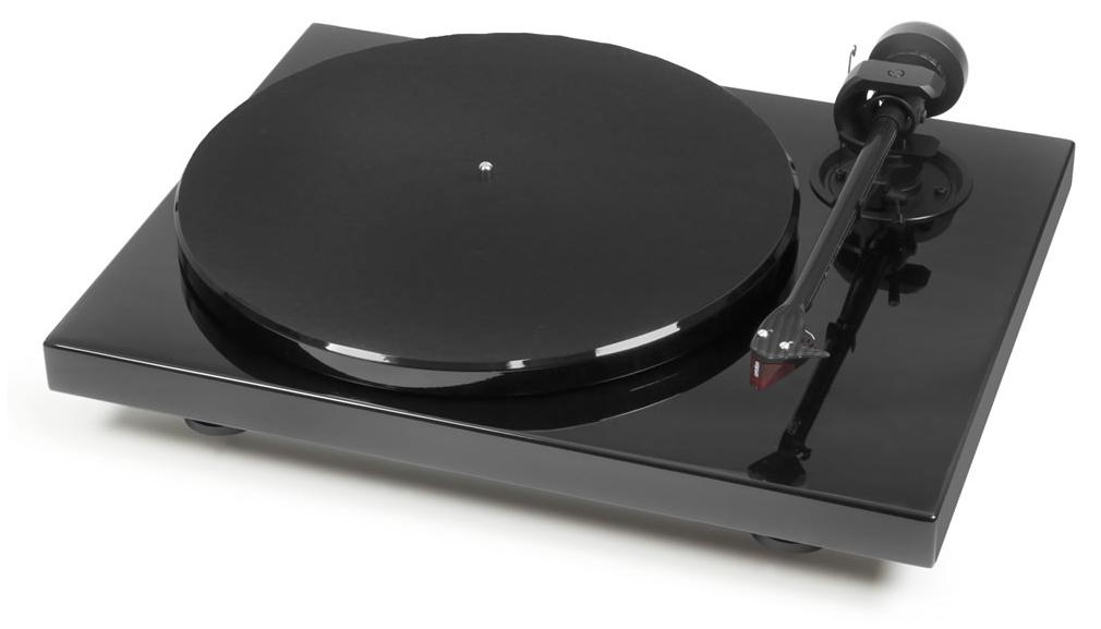 Pro-Ject 1-Xpression Carbon Piano — 1