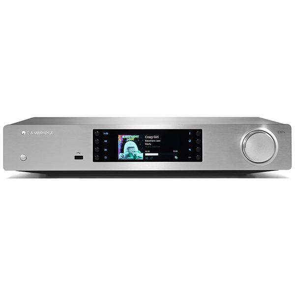 Cambridge Audio CXN Silver — 1