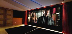 Инсталляция (установка) домашнего кинотеатра