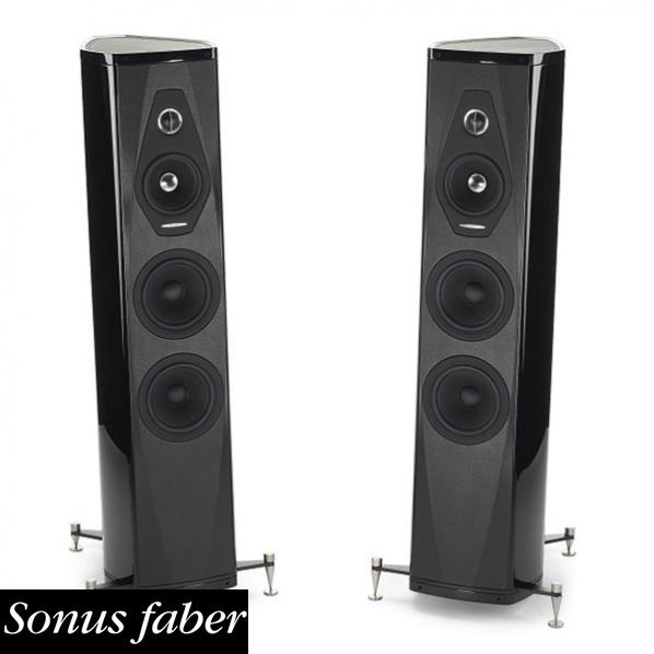 Sonus Faber Olympica III Black