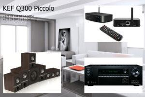 Домашние кинотеатры Piccolo