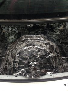Шумоизоляция и виброизоляция Toyota Corolla
