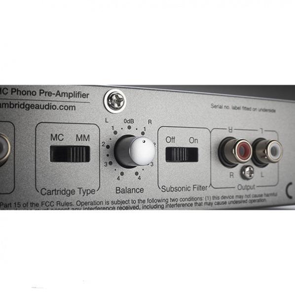 Cambridge Audio CP22