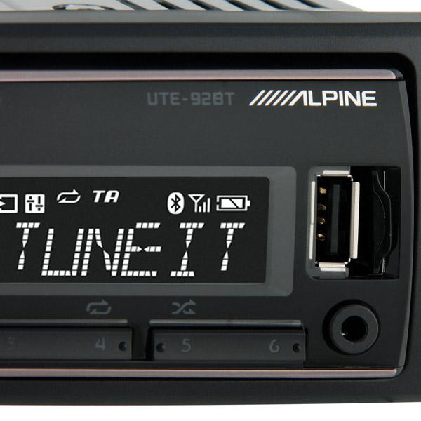 Alpine UTE-72BT2