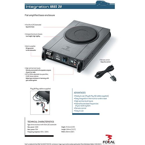 Focal iBus203