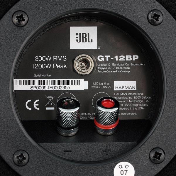 JBL GT-12BP4