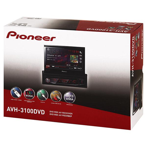 Pioneer AVH-3100DVD5