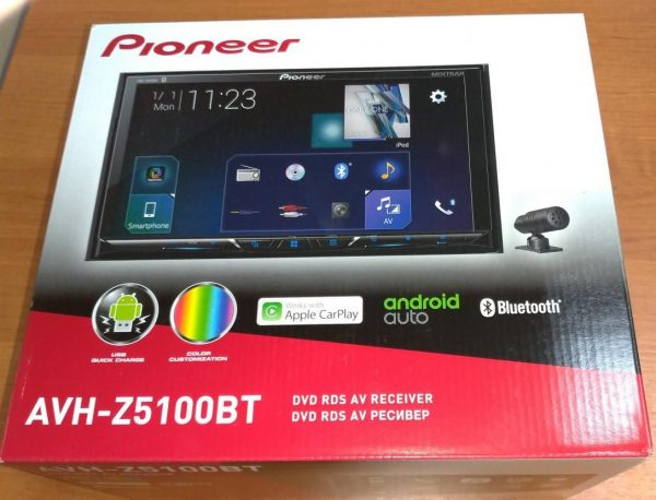 Pioneer AVH-Z5100BT1