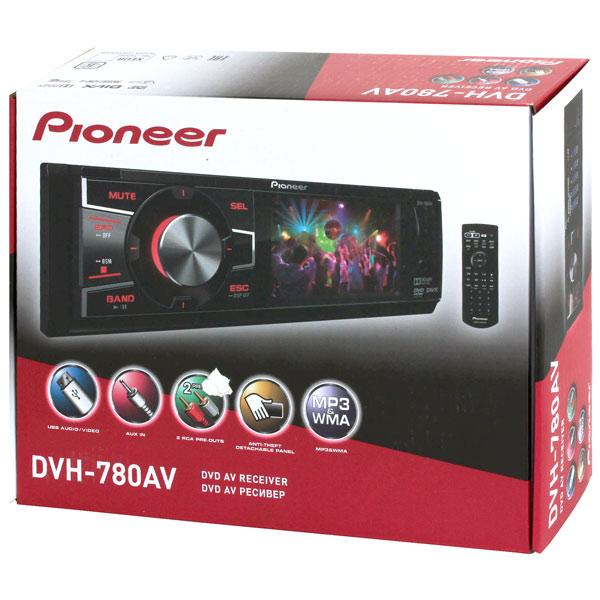 Pioneer DVH-780AV5