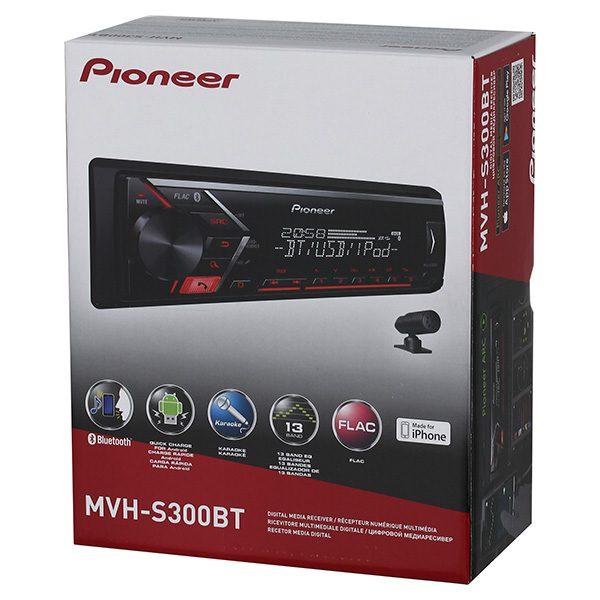 Pioneer MVH-S300BT5