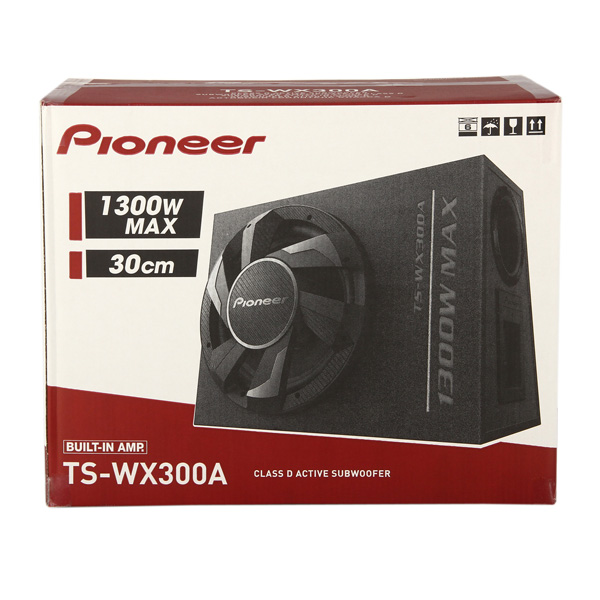 Pioneer TS-WX300A4
