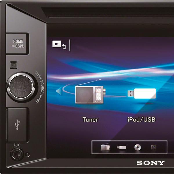 Sony XAV-651