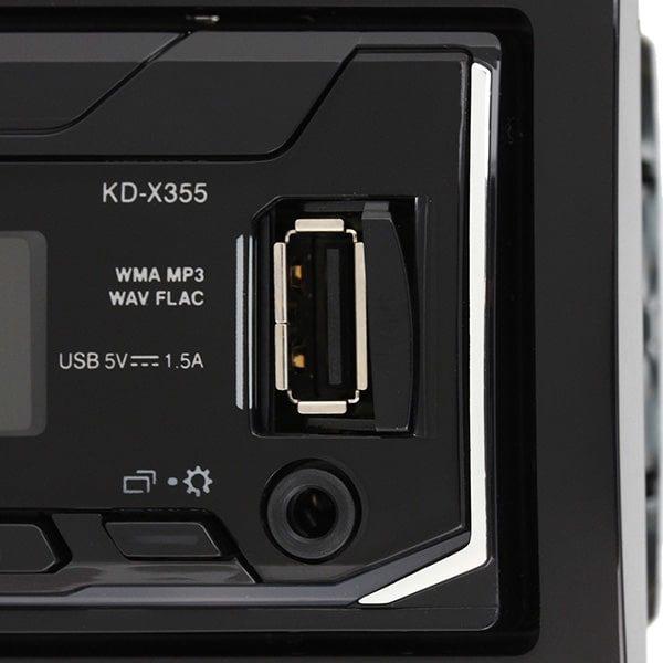 JVC KD-X3552