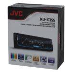 JVC KD-X3554