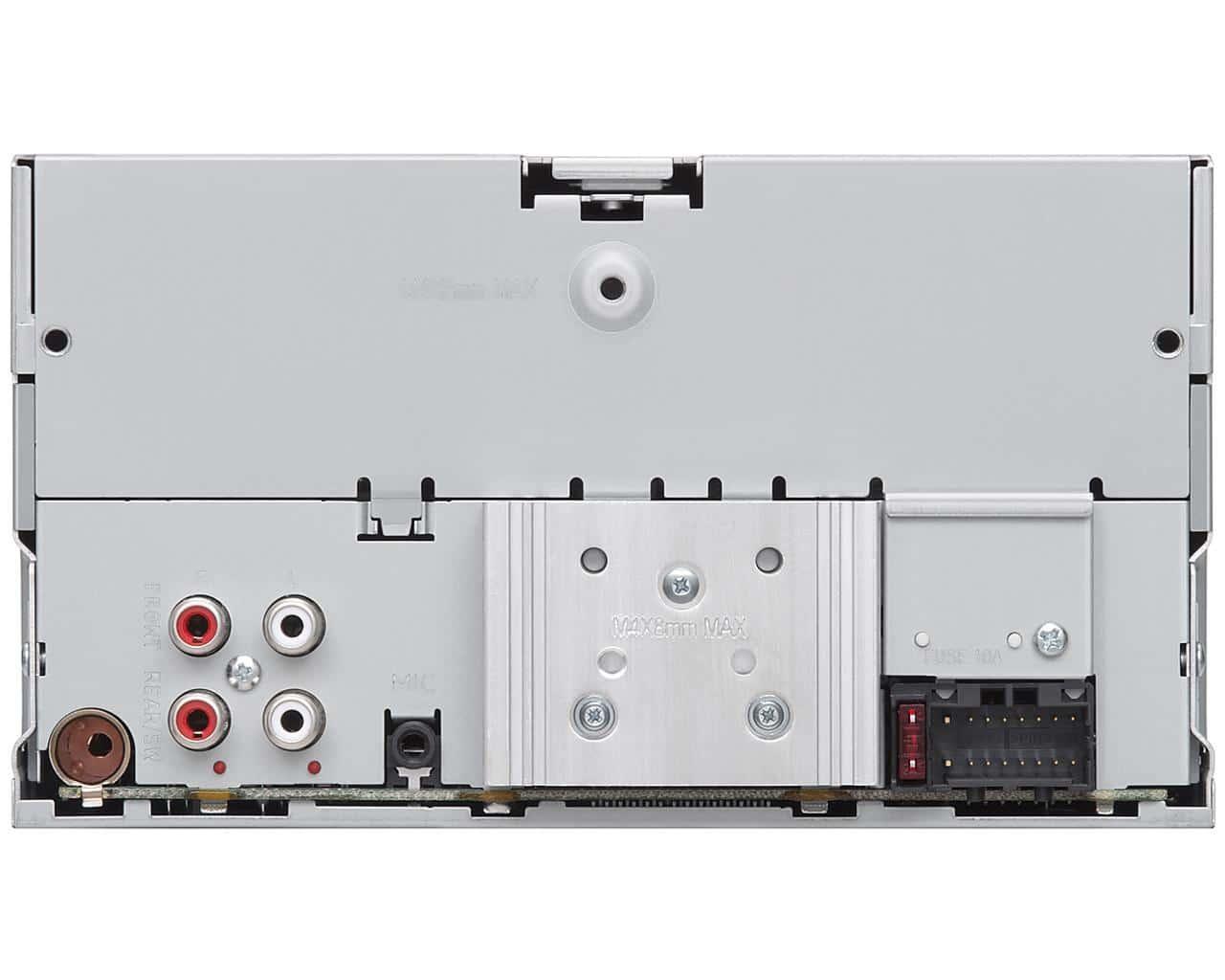 JVC KW-X830BT2
