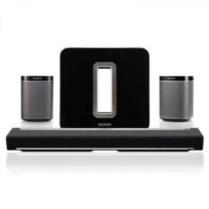 Sonos Playbar + Sub + Play 1