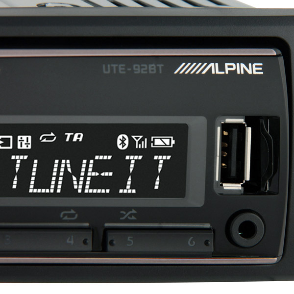 Alpine UTE-92BT2