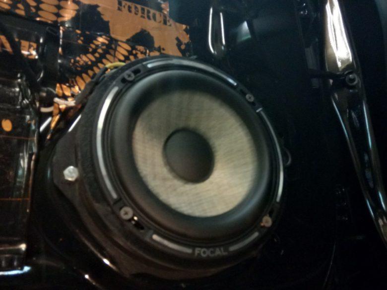 акустика Jaguar f-pace