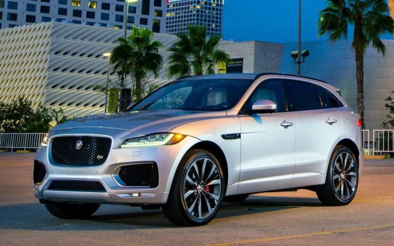 Шумоизоляция и акустика Jaguar f-pace