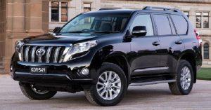 Шумоизоляция Toyota Land Cruiser Prado