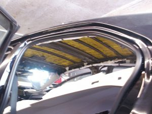 виброизоляция крыши авто