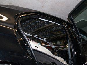 шумоизоляция крыши авто